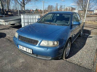 begagnad Audi A3 1,8T QUATTRO