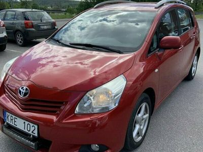 begagnad Toyota Verso AR2