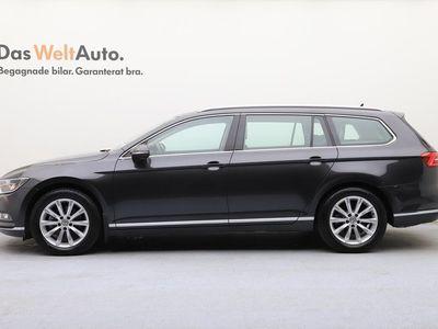 begagnad VW Passat Sportscombi GT 2.0 190 TDI 4M/Dragpaket