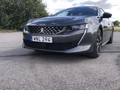 begagnad Peugeot 508 1.6 PureTech 5dr
