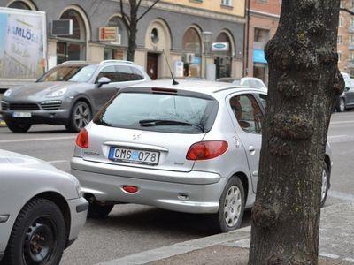 begagnad Peugeot 206 1,4 5D låga mil -08