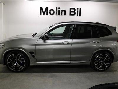 begagnad BMW X3 M Competition / Drag