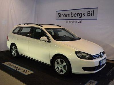 begagnad VW Golf TDI Variant 4M