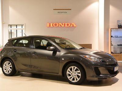 begagnad Mazda 3 Sport 1.6 115hk