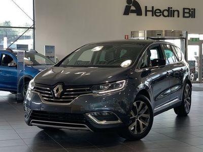 begagnad Renault Espace DCI 200 EDC ZEN VINTERHJUL KAMPANJ