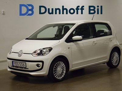 begagnad VW up! High5-dörrar 1.0 Drive Euro 6 75hk
