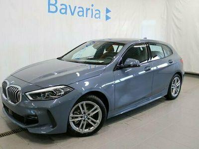begagnad BMW 118 i M-Sport Automat HiFi Rattvärme 2021, Halvkombi Pris 298 700 kr