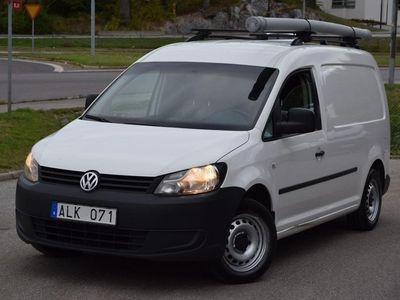 begagnad VW Caddy Maxi 1.6 TDI DSG AUT 102hk