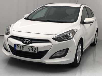 begagnad Hyundai i30 1.6 CRDi Kombi (128hk)