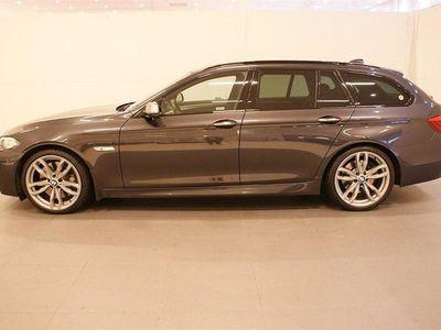 begagnad BMW M550 d xDrive Touring | Värmare |