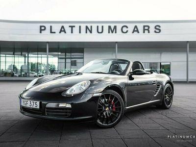 begagnad Porsche Boxster S Sportavgas BOSE 2008, Cab Pris 269 000 kr