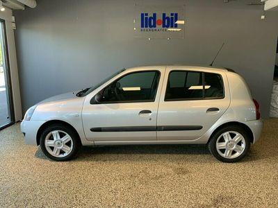 begagnad Renault Clio Halvkombi 1.2