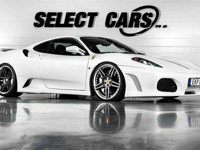 begagnad Ferrari F430 Novitec Rosso Supercharged 650hk