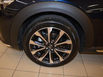 begagnad Mazda CX-3 2.0 150 HK 6 Aut 4WD Optimum För Omg Lev Oskarshamn