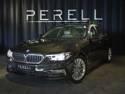 begagnad BMW 530 e Luxury 252hk /Navi/Läder,HK/Keyless
