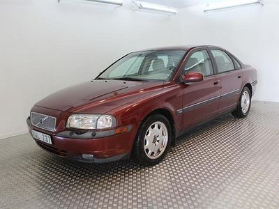 used Volvo S80 2.4T Business 200hk Drag M-värm -01