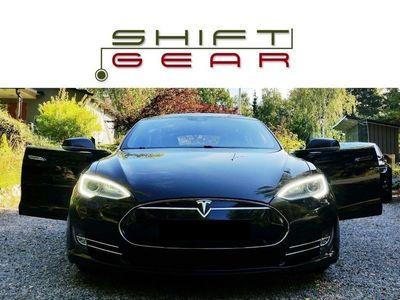 brugt Tesla Model S P90D PERFORMANCE AWD 1äg Leaseb