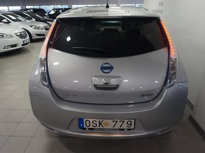 gebraucht Nissan Leaf 5dr 109hk