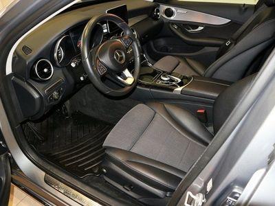 begagnad Mercedes C220