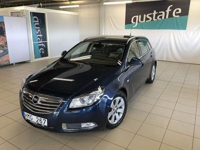 begagnad Opel Insignia Sports Tourer 2.0 CDTI ecoFLEX 160hk