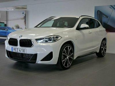 begagnad BMW X2 xDrive20d M Sport Drag Hifi Nav Backkamera