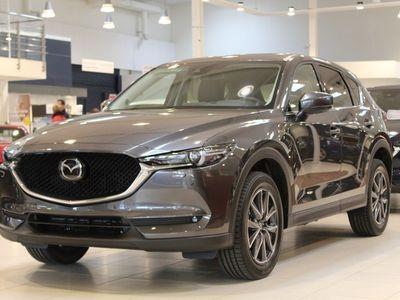 begagnad Mazda CX-5 194 AUT AWD Optimum Signature 3Års Fri Service