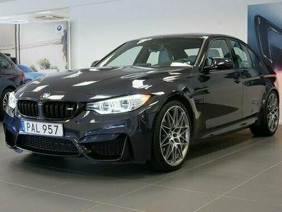 begagnad BMW M3 Competition Sedan