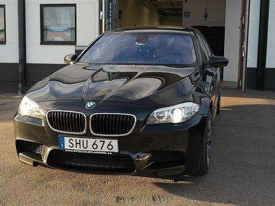 begagnad BMW M5 -12/F10/DKG/HEAD UP/GARANTI/KEYLESS GO/360