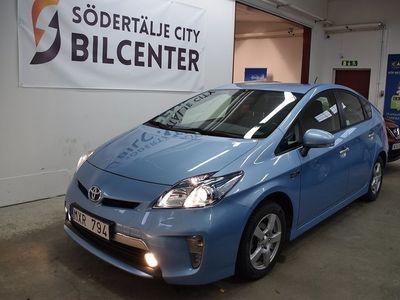begagnad Toyota Prius Plug-in Hybrid 1.8 NAVI 136HK/SVENSKSÅLD