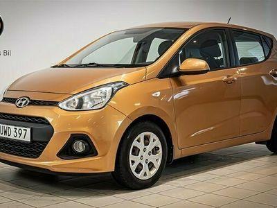 begagnad Hyundai i10 1.0 2016, Halvkombi Pris 64 900 kr