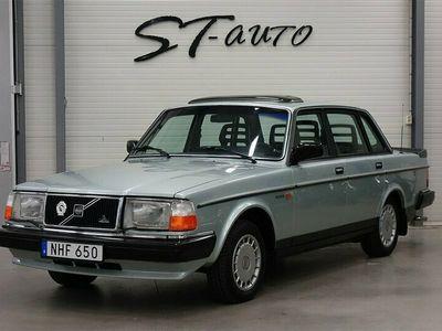 begagnad Volvo 240 2.3 Automat 6227mil