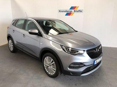 begagnad Opel Grandland X Dynamic Plus 130hk AT8