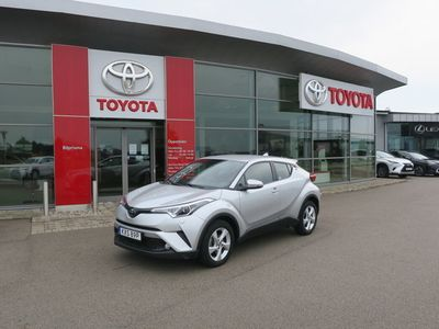 begagnad Toyota C-HR 1.2T 2WD Active Vinterhjul