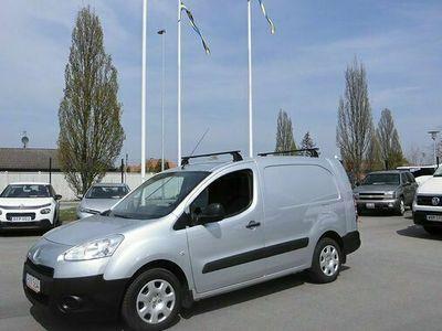 begagnad Peugeot Partner Tepee Partner Lång 1,6D 3-sits företag 2014, Personbil Pris 69 875 kr