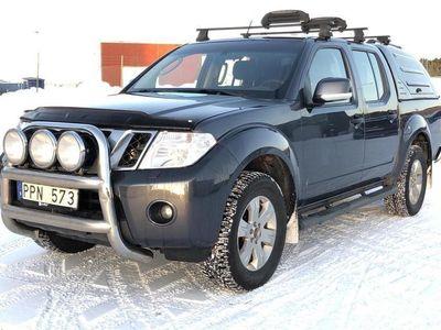 begagnad Nissan King Cab Navara 2.5 dCi
