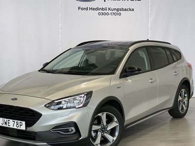 begagnad Ford Focus Active Kombi 1.0 EcoBoost Aut, 125hk