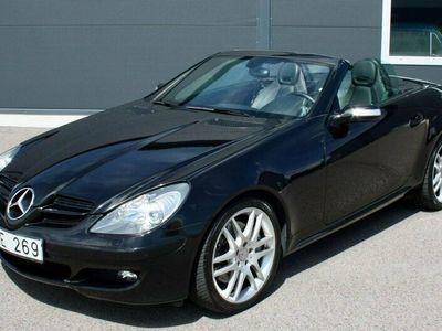 begagnad Mercedes SLK280 7G-Tronic Sport 231hk Låga mil