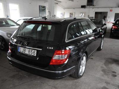 begagnad Mercedes C200 CDI Special Edition -10