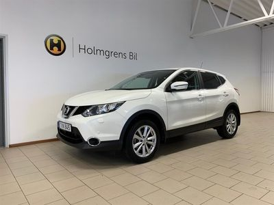 begagnad Nissan Qashqai DIG-T 115 Acenta Safety Pack Connect