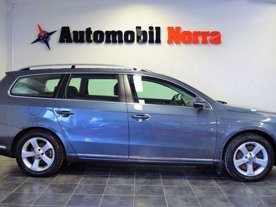 begagnad VW Passat 2.0 TDI 140hk BlueMotion -14