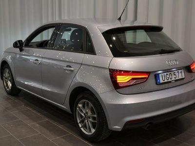 begagnad Audi A1 Sportback 1,0 TFSi 95 HK