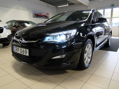begagnad Opel Astra Enjoy Sports Tourer 1.4T Premiumpaket 2016, Kombi 129 000 kr