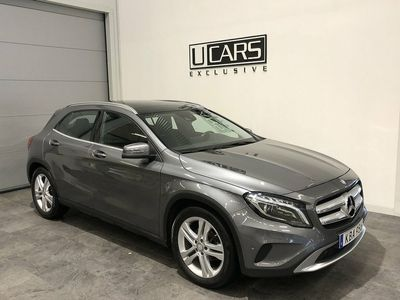 usata Mercedes GLA200 d / Panorama / Euro 6 / -16