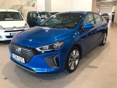 begagnad Hyundai Ioniq Hybrid 141hk Premium Plus
