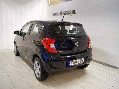begagnad Opel Karl Enjoy 1,0 75 HK