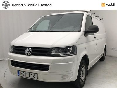 begagnad VW Transporter T5 2.0 TDI (140hk)
