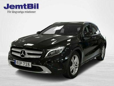begagnad Mercedes GLA220 d 4M 4MATIC, V-hjul, Värmare