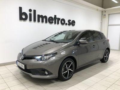 begagnad Toyota Auris Hybrid 1.8 VVT-i +3JM CVT EURO6