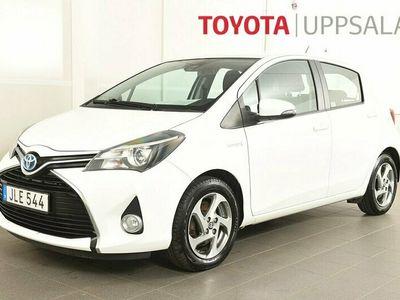 begagnad Toyota Yaris Hybrid 1.5 Elhybrid Active
