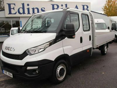 begagnad Iveco Daily Chassis 3.0 JTD 7-sits Webasto 170hk